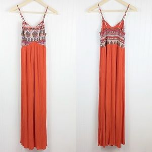 Xhilaration BOHO Maxi Dress Size XS